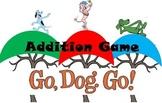 Go Dog Go Addition Game