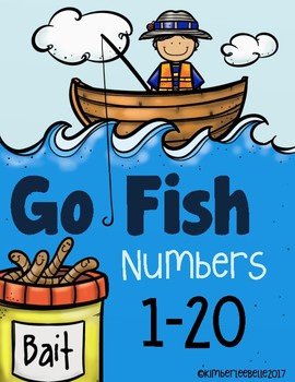 Number Go Fish Game