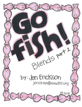 Go FIsh! (Blends part 2)