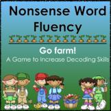 Nonsense Word Fluency: Make it Fun ~ Go Farm!