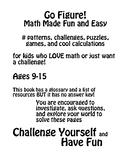 Go Figure! Math Made Fun and Easy