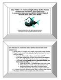 Go Fish: 1-1-1/E-Drop Suffix Rule Game-Orton Gillingham Phonics/Reading/Spelling