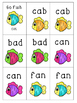 Go Fish! 5 CVC/Short Vowels Games