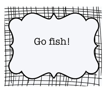 Go Fish 5.1 Avancemos