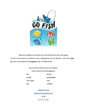 Go Fish : 8 card games to practice addition facts