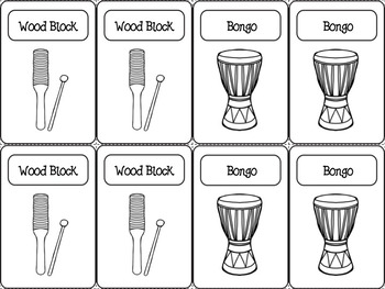 Go Fish! A Traditional Card Game With General Music Classroom Instruments
