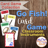 Music Go Fish! A Traditional Card Game With General Music
