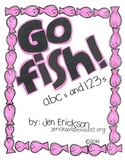 Go Fish! (ABCs and 123s)