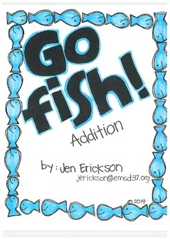 Go Fish! (Addition)