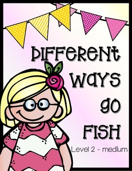 Go Fish - Addition / Subtraction #2