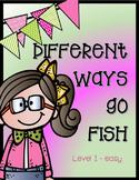 Go Fish  - Addition/ Subtraction #1