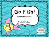 Go Fish: Alphabet edition