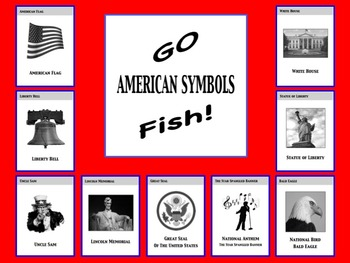 American Symbols - Go Fish