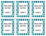 Go Fish: Bass Clef Note ID Lvl 1