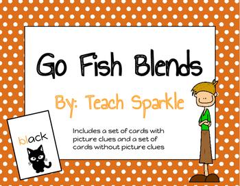 Go Fish Beginning Blends
