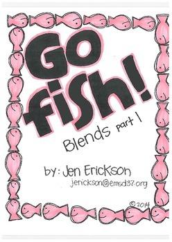 Go Fish! (Blends part 1)