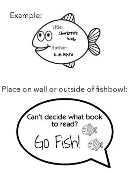 Go Fish - Book Recommendation Tool