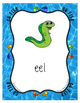 Go Fish Card Game ~ By the Letter ~ This set focuses on the letter  E