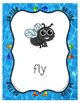 Go Fish Card Game ~ By the Letter ~ This set focuses on the letter F