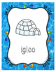 Go Fish Card Game for the Letter I from the Alphabet Pond :)