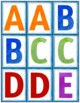Go Fish Cards (Capital and Lowercase Letters)