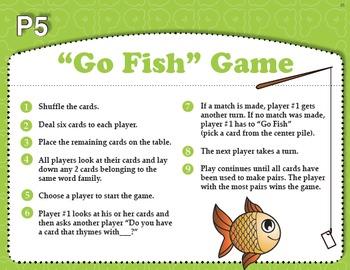 """Go Fish""  Game"