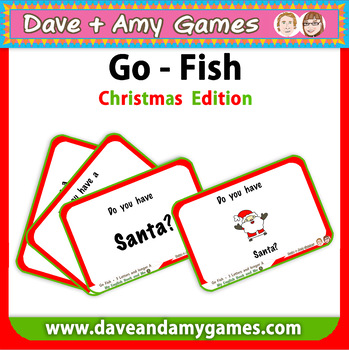 Go-Fish: Christmas Edition