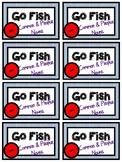 Go Fish: Common & Proper Nouns