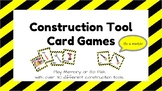 Go Fish: Construction Tools