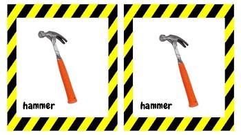 Go Fish: Construction Tools