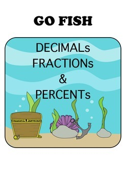Go Fish: Decimals, Fractions, and Percents