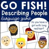 Go Fish Describing People Game