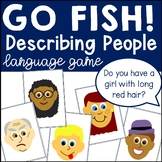 Go Fish Describing People Game
