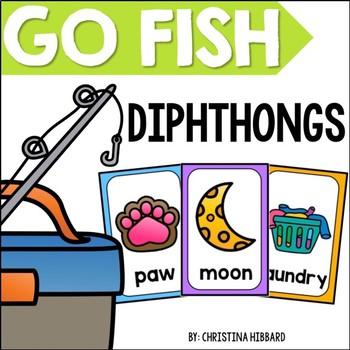 Go Fish Diphthongs