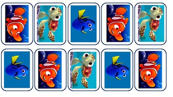 Go Fish ~ Equivalent Fractions, Decimals, Fractions and Ratios