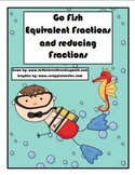 Go Fish Equivalent Fractions and Reducing Fractions