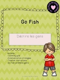 Go Fish - FSL Game for Describing People