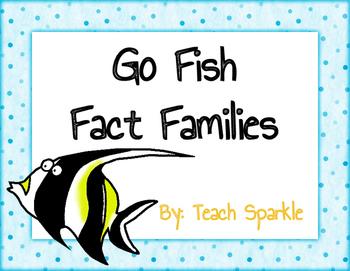 Go Fish Fact Families