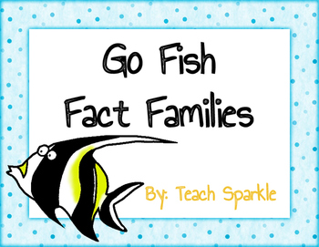 Go Fish Fact Families
