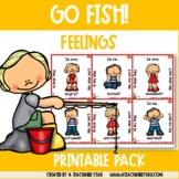 Go Fish! Feelings {Free}