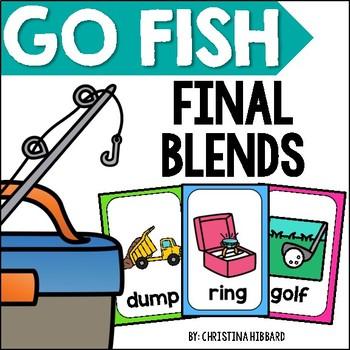 Go Fish Final Blends
