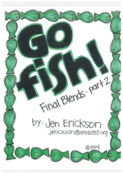 Go Fish! (Final Blends part 2)