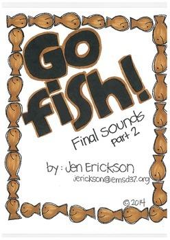 Go Fish! (Final Sounds Part 2)