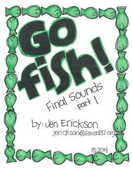 Go Fish! (Final Sounds part 1)