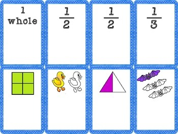 Go Fish: Fractions