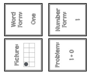 Go Fish Game For Numbers 1-10