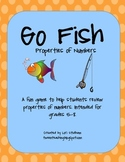 Go Fish Game: Properties of Numbers