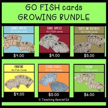 Go Fish Games - COMPLETE BUNDLE