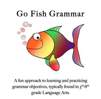 Go Fish Grammar