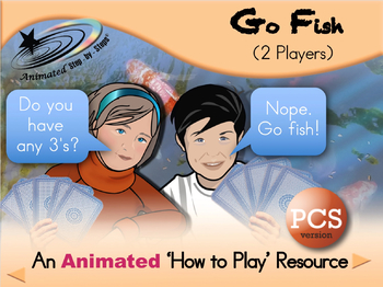 Go Fish - How to Play Resource - PCS
